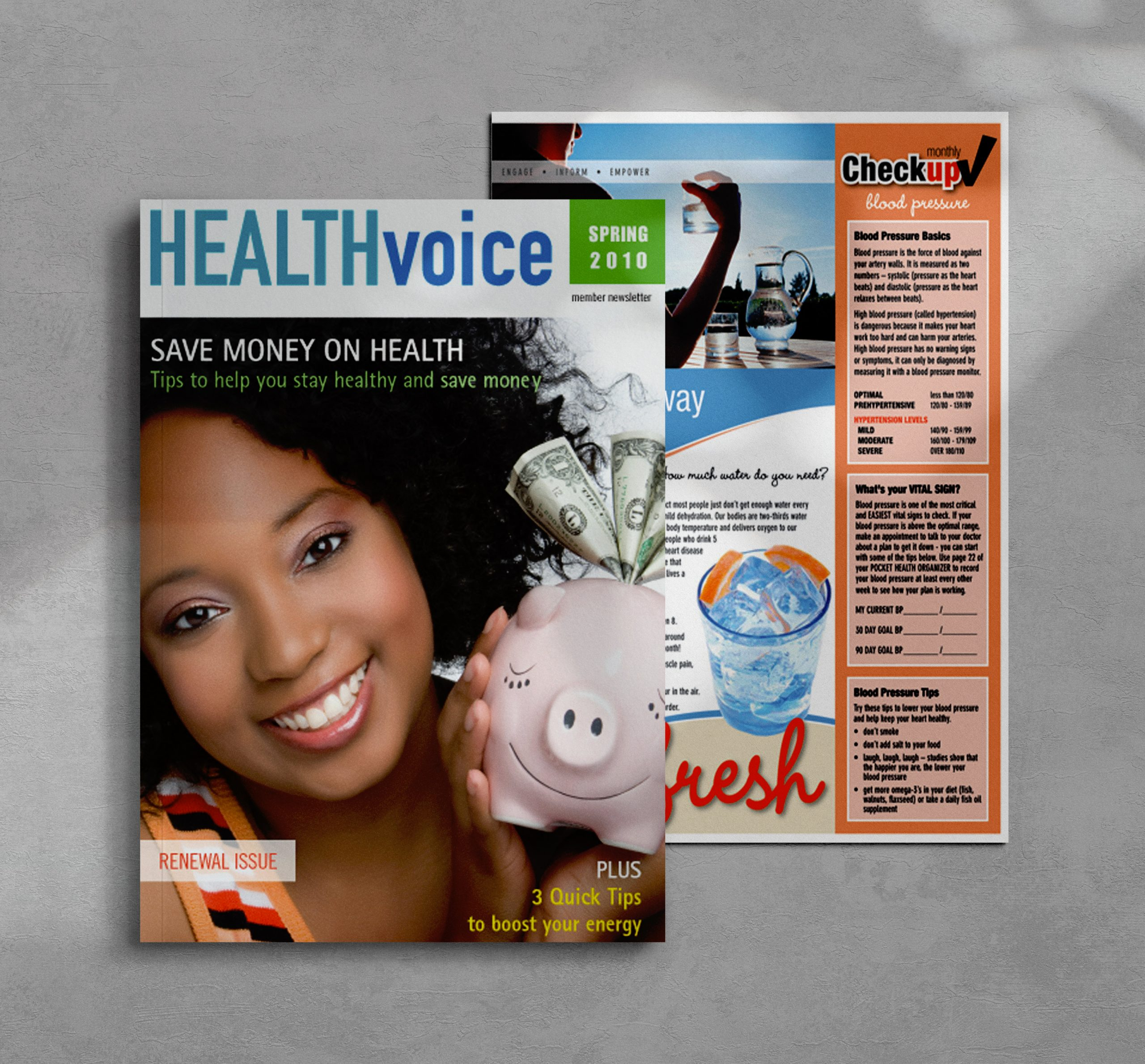 Health Newsletters
